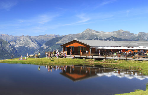 Restaurant Alpe Foppa