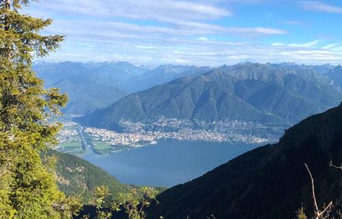 Alpe Foppa - Alpe di Neggia
