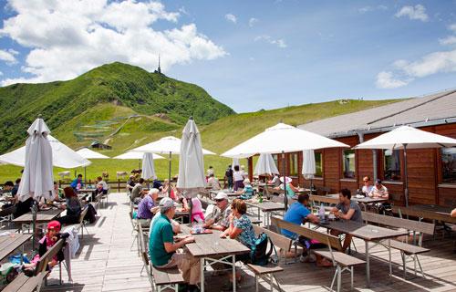 Terrazza Ristorante Alpe Foppa