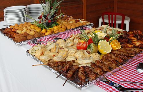 Banchetti & aperitivi