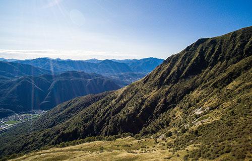 Sentier Alpe Duragno