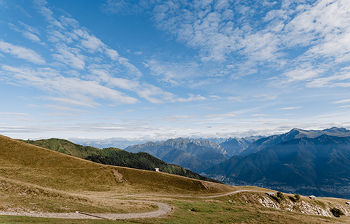 Alpe Foppa – Piano di Mora – Rivera (direkter Weg)