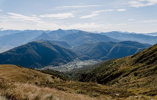 Alpe Foppa - Duragno - Rivera