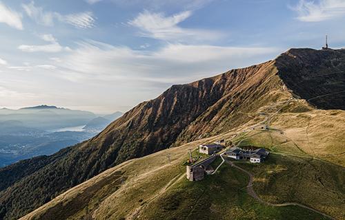 Gipfel-Rundwanderung Monte Tamaro