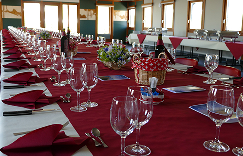 Apéro and banquets
